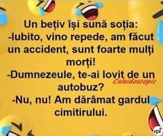 Accident cu multi morti - vpi.ro - Viral Pe Internet Really Funny, Funny Texts, Haha, Jokes, Humor, Tik Tok, Funny Things, Harry Potter, Celebrities
