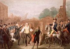 Le dernier moment de la vie du roi Louis XVI