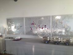 #Wandgestaltung X mas  Nebenraum Restaurant Gaby Roter #