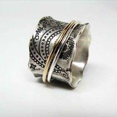handmade silver ring - Google Search