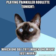 Hahaha. Really not funny but so true!