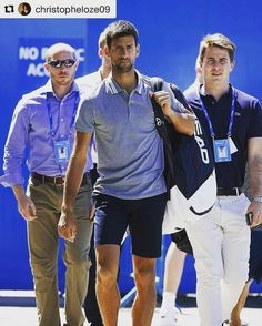"652 Me gusta, 2 comentarios - Novak Djokovic Fan Club (@novakfanclub) en Instagram: ""#Repost"""