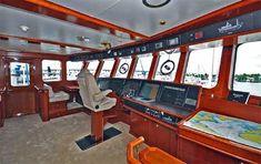 Yacht Wheelhouse