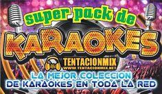 descargar karaokes latinos pack videos | descargar pack de musica remix