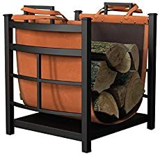 Panacea Products 15245 Mission Log Bin with Log Carrier,green Brass Fireplace Makeover, Fireplace Tool Set, Paint Fireplace, Home Fireplace, Fireplace Inserts, Brick Fireplace, Fireplaces, Fireplace Doors, Stove Accessories