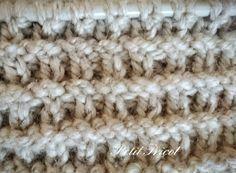 L'éphéméride du tricot #17 – Le point de claie – Petit Tricot