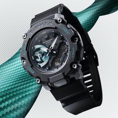 A G-Shock inspired by the out of doors Watch News, Casio G Shock, Camping And Hiking, Digital Watch, Casio Watch, Entry Level, Marketing Materials, Carbon Fiber, Compact