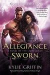 Allegiance Sworn (A Novel of the Light Blade Book by Kylie Griffin romance novels books lisa kleypas Action Adventure ebook hardcover series teen love story Paranormal Romance, Romance Novels, Gothic Books, Double Life, Learning To Trust, Fantasy Romance, Allegiant, Penguin Random House, Looking Forward To Seeing