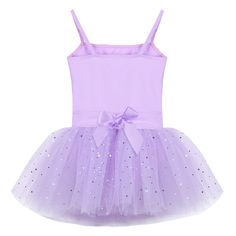 fc2192de5b45 Purple Dance Leotards Girls Leotards, Dance Leotards, Princess Tutu, Purple  Gold, Dance