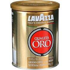 Lavazza Coffee Grnd Qualita Oro Can -- You can get more details by clicking on the image.