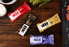 Nii Bar on Packaging of the World - Creative Package Design Gallery