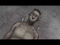 IDIOTS AND ANGELS trailer - Bill Plympton