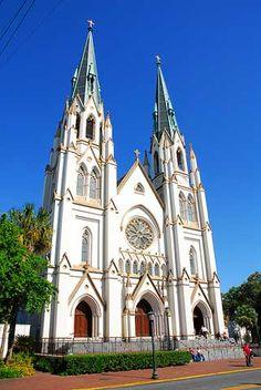 Savannah  St John's Cathedral