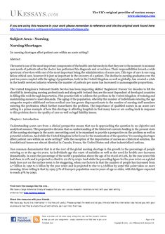 006 Research Article Critique Example Nursing research
