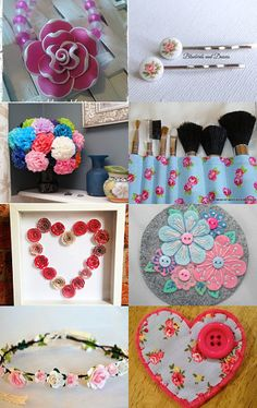 Fabulous Florals by Kerri Fellows on Etsy--Pinned with TreasuryPin.com
