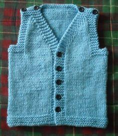 coletes em trico para menina 1 ano - Pesquisa do Google