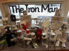 ted hughes iron man - Google Search