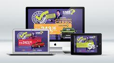 hotsite da campanha: www.cadeseucarro.com.br