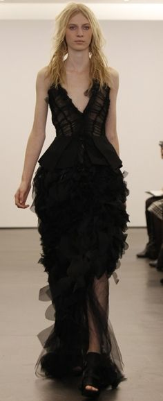 Vera Wang Fall 2012 Bridal Collection