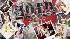 Shizuka Marikawa Highschool of the Dead u can have me
