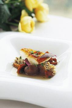 Q.E.D.クラブのお料理 | レストランウェディングなら 他にはない情報多数掲載 SWEET W TOKYO WEDDING