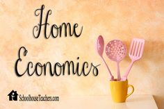 5 Insanely Easy Steps to Create Your House Cleaning Chore List - Creating an Organized Homeschool Economics Lessons, Science Lessons, Teaching Science, Science Education, Teaching Resources, Home Economics Classroom, School Classroom, Culinary Classes, Culinary Arts