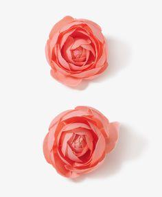 Rosette Hair Clip Set | FOREVER21 - 1021840813