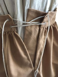 My Breelander Costume Pt The Skirt and Apron Sewing Clothes, Diy Clothes, Vintage Outfits, Vintage Fashion, Fashion Sewing, Historical Clothing, New Wardrobe, Fashion Outfits, Womens Fashion