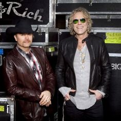 """Big & Rich, who just scored back-to-back Top 10 Country singles with """"Look at You"""" and """"Run Away With You,"""" will bring their must-see show to audiences Abc The Bachelor, Country Music News, Big And Rich, Festival Camping, Music Promotion, Tim Mcgraw, Look At You, Lineup, Celebrity News"""