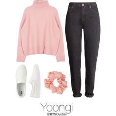 BTS Jap. Ver. Inspired: Yoongi