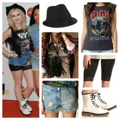 Perrie Edwards Outfit.. this is so cute but its similar to what Perrie is wearing.