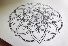 #zentangle #letter #psycho #doodle #wave #art #mandala #flower