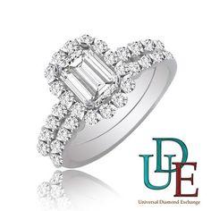 $3400  universal diamond exchange 1.o ct stone!