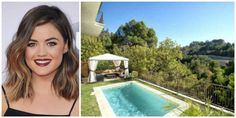 The Pretty Little Liars star snapped up a pretty but not-so-little four-bedroom home in Studio City, California for $1.7 million.