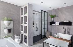 Bathing Beauties, Bird Houses, Interior Inspiration, Locker Storage, Bathtub, Cabinet, Bathroom, Modern, Furniture