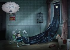 Cam - Curioosity by Matteo Pozzi, via Behance