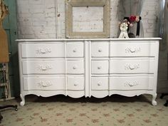 White French provincial Bedroom Furniture
