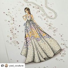 Discover recipes, home ideas, style inspiration and other ideas to try. Fashion Figures, Fashion Dolls, Fashion Art, Fashion Beauty, Beauty Illustration, Simple Illustration, Woman Sketch, Fashion Illustration Dresses, Amazing Drawings