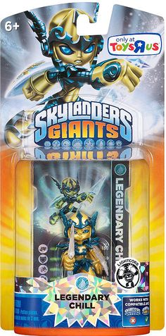 #ToysRus                  #Toys #Action Figures     #skylanders #legendary #chill #giant #toy #core #light                        Skylanders Legendary Chill Giant Light Core Toy     EX LEGENDARY CHILL GIANT LIGHT CORE TOY             http://pin.seapai.com/ToysRus/Toys/ActionFigures/2545/buy