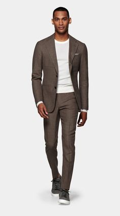 Smart Casual, Casual Looks, Men Casual, Suit Supply, Slim Fit Jackets, Business Casual Men, Havana, Mens Suits, Taupe