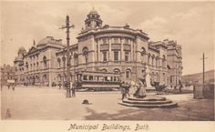 Bath Municipal buildings
