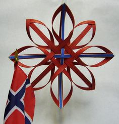 Star of Norway  Hand Woven Nordic Star by Harmonycraft on Etsy, $20.00