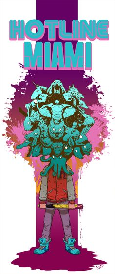Hotline Miami by ~MDPenman on deviantART