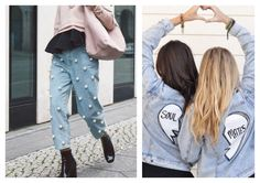 Triki, kako iz starih kavbojk ustvariti modni hit
