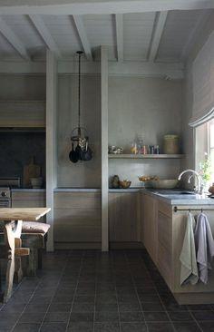 kitchen - me gusta esta madera