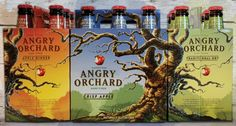 Can't wait to try it! New Artisanal Cider Rolls Out: Angry Orchard™ Hard Cider Now Available Across the US