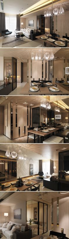 Contemporary Design + Architecture Interior by Fantasia interior