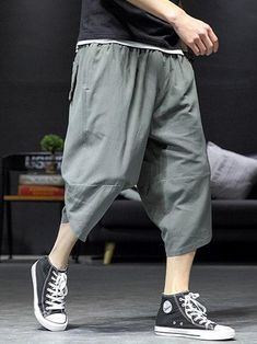 977cdc8c8a9 Moo Loose Fit Shorts Sirwal Azp002  t  palazzopants  bohoscandi  mensstyle   moomennwear. MOOMENN