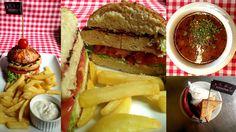 *ciorba de vacuta cu smantana, paine si ardei iute *burger de pui cu bacon Pofta buna! 12.00-17.00 20 lei Corner Bar 0758.431.067