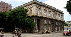 El Palacio de Aldama, en el centro de La Habana - http://www.absolut-cuba.com/el-palacio-de-aldama-en-el-centro-de-la-habana/